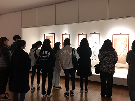 Ewha Womans University Museum Docents
