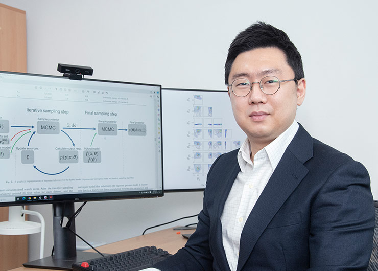 Research Team of Professor Na Jong-geol at the Department of Chemical Engineering and Materials Science Publishes a...